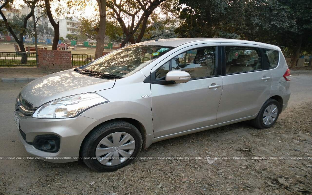 Used Maruti Suzuki Ertiga Vxi In Gurgaon 2015 Model India At Best