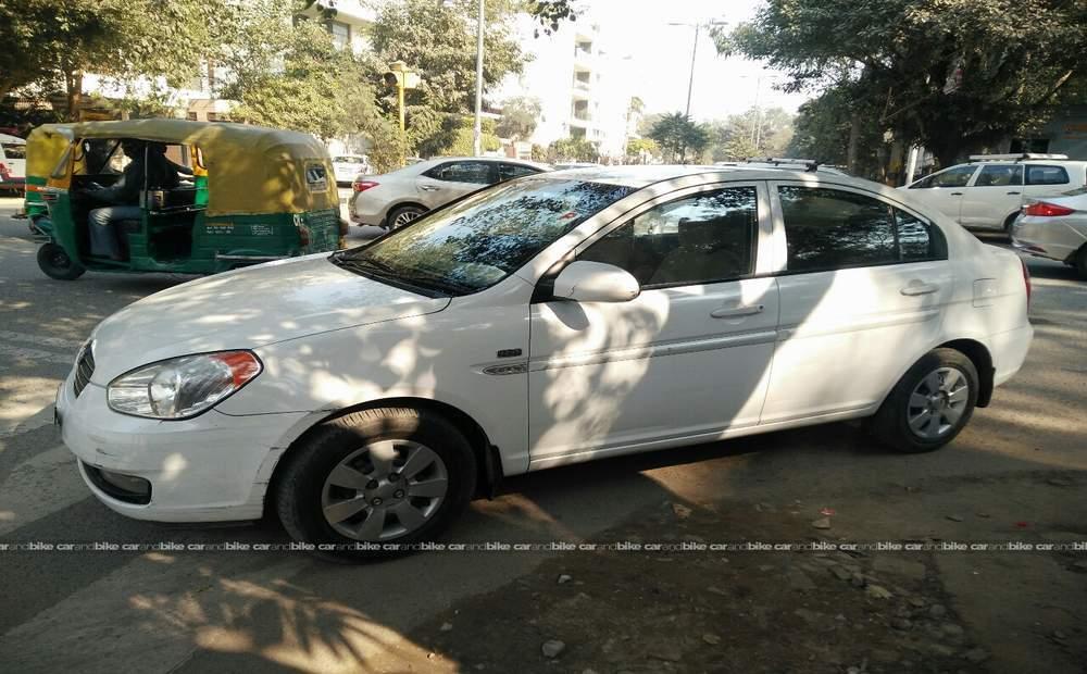 Used Hyundai Verna 1 6 Vtvt Xi In South Delhi 2008 Model India At