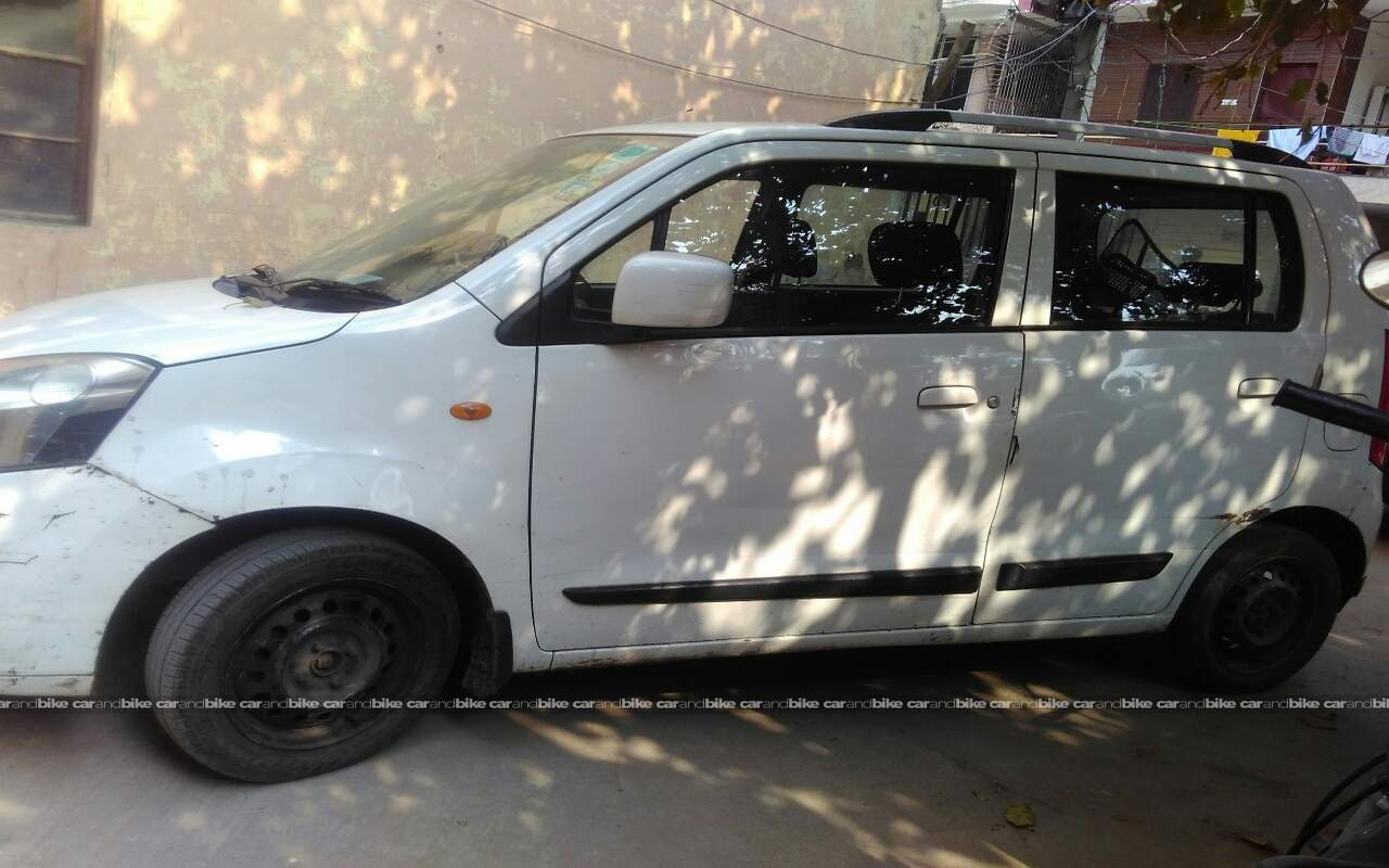 Used Maruti Suzuki Wagon R Vxi 10 In West Delhi 2012 Model India