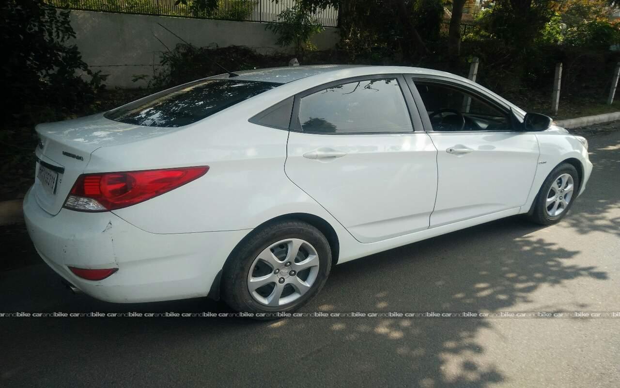 Used Hyundai Verna 1 6 Crdi In Faridabad 2012 Model India