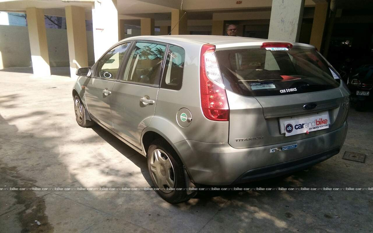 ford figo  tdci titanium  hyderabad  model