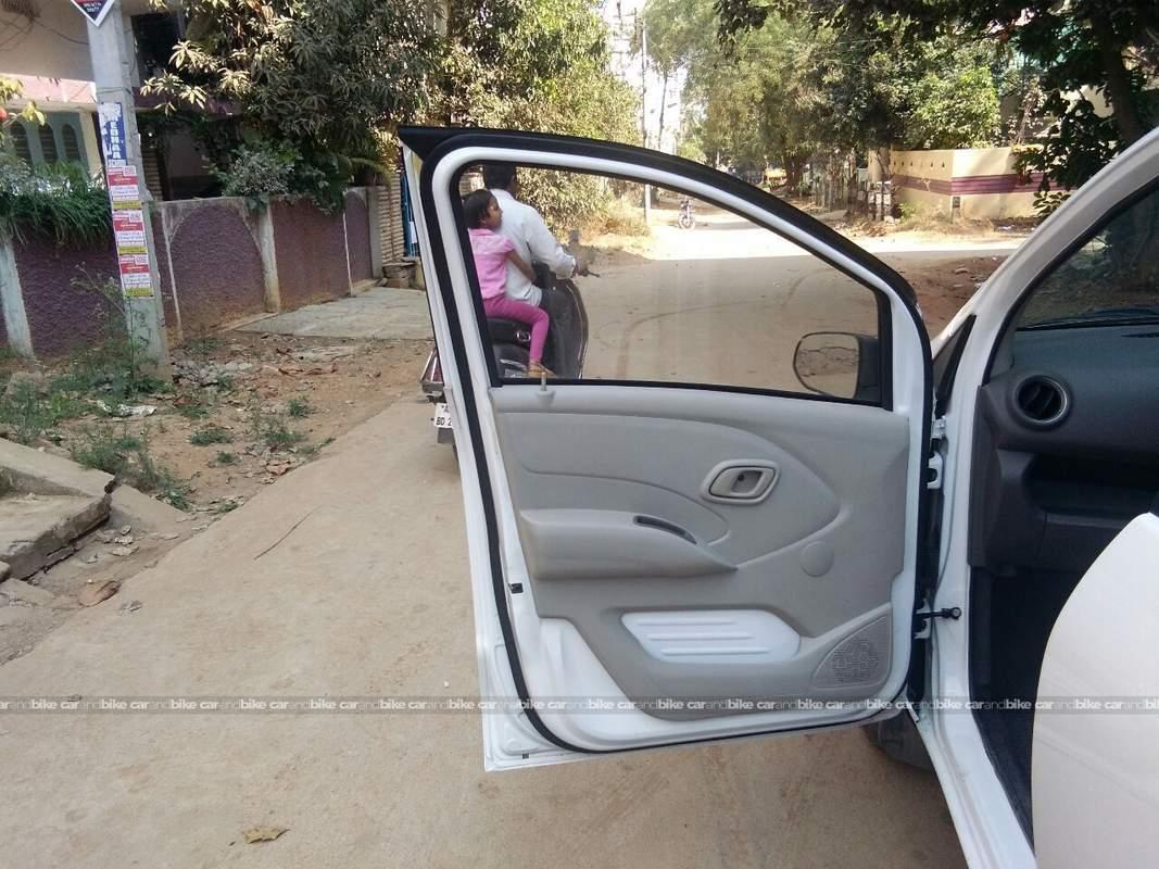 Used Datsun Redi Go S-0.8L in Hyderabad 2017 model, India ...