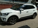 Hyundai Creta Left Side View