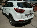 Hyundai Creta Rear Left Side Angle View