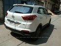 Hyundai Creta Rear Right Side Angle View