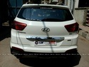 Hyundai Creta Rear View