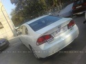 Honda Civic Rear Left Side Angle View