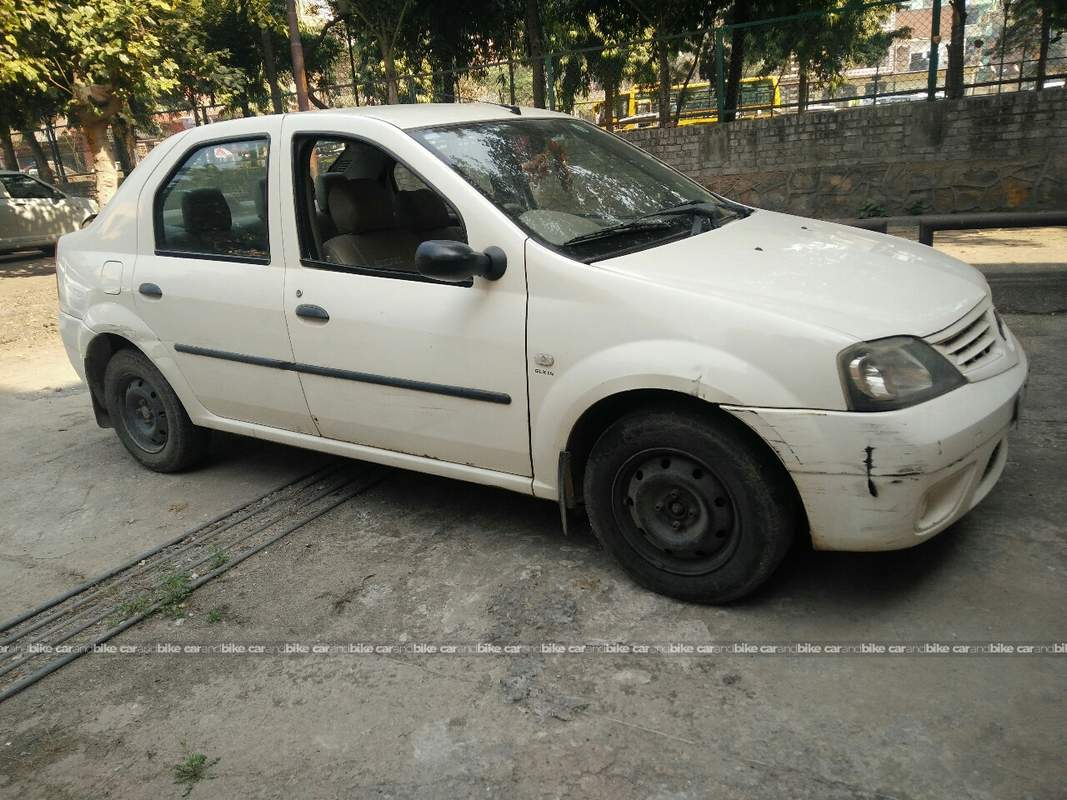Mahindra Logan Used Car