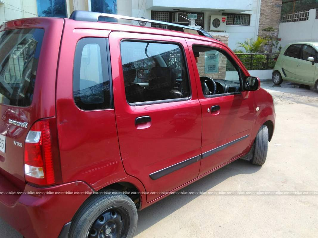 used maruti suzuki wagon r vxi in gurgaon 2009 model india at best price id 17106. Black Bedroom Furniture Sets. Home Design Ideas