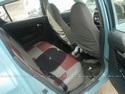 Maruti Suzuki Alto Back Row Closeup From Right Side