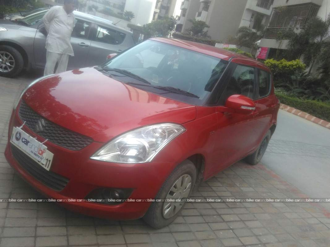 Used Maruti Suzuki Swift Vdi In New Delhi 2012 Model