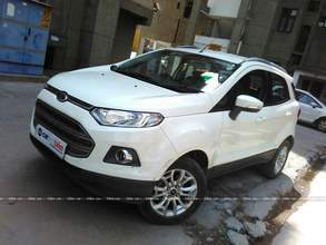 Recently Sold – Ford EcoSport Car