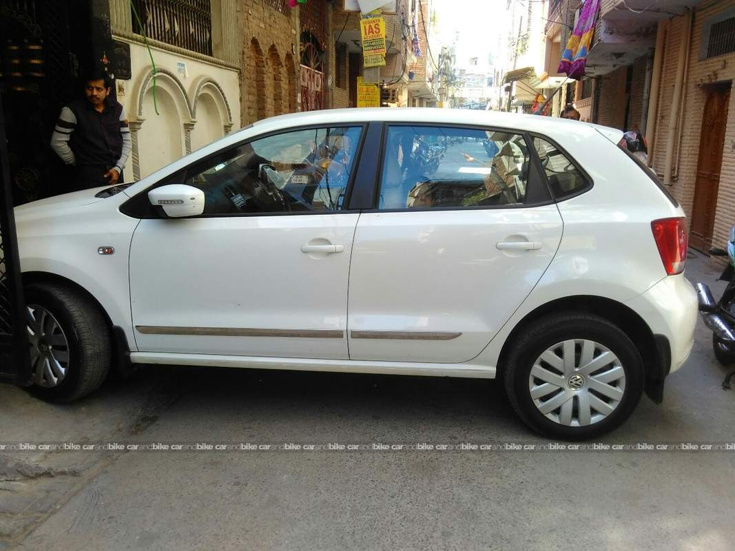 used volkswagen polo 1 2 comfortline petrol in new delhi. Black Bedroom Furniture Sets. Home Design Ideas