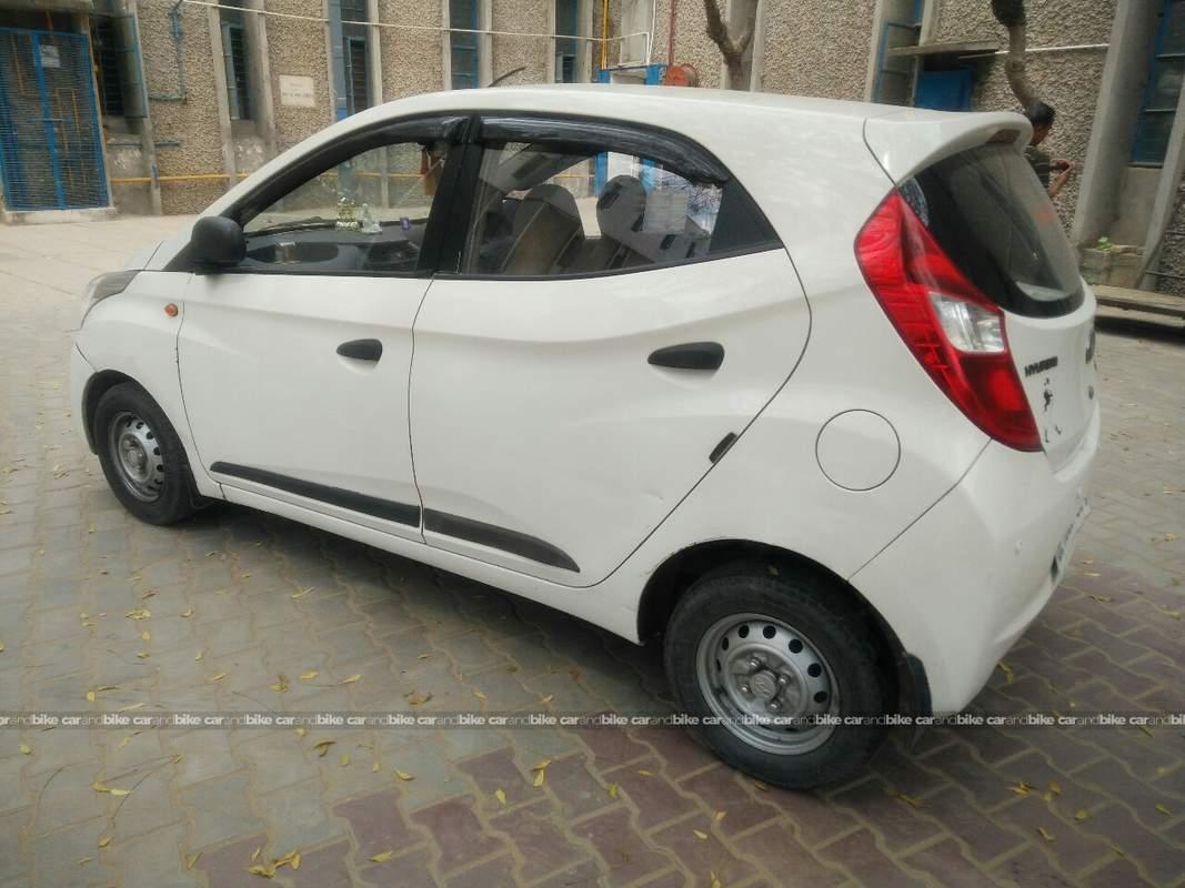 Eon Used Car In Delhi