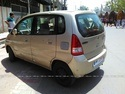 Maruti Suzuki Zen Estilo Rear Left Side Angle View