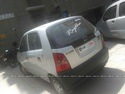 Hyundai Santro Xing Rear Left Side Angle View