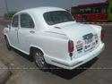 Hindustan Motors Ambassador Rear Left Side Angle View