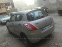 Maruti Suzuki Swift Rear Left Side Angle View