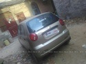 Chevrolet Spark Rear Left Side Angle View