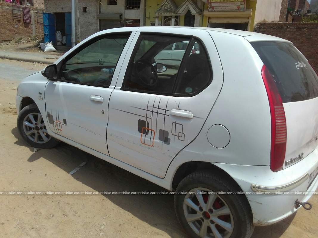 used tata indica v2 lx in west delhi 2011 model india at best price id 17330. Black Bedroom Furniture Sets. Home Design Ideas