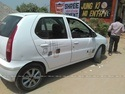 Tata Indica V2 Rear Right Side Angle View