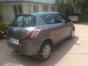 Maruti Suzuki Swift Rear Right Side Angle View
