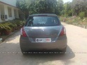 Maruti Suzuki Swift Rear View
