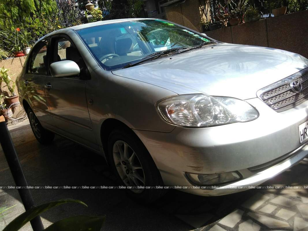 used toyota corolla h2 in new delhi 2007 model india at best price id 17333. Black Bedroom Furniture Sets. Home Design Ideas