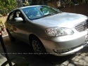 Toyota Corolla Front Right Side Angle View