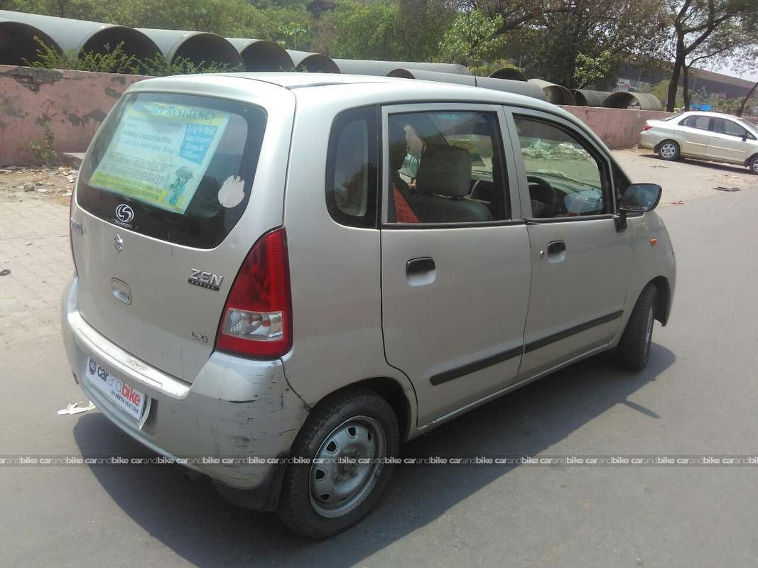 Used Maruti Suzuki Zen Estilo Lxi In New Delhi 2009 Model India At