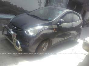 Recently Sold – Hyundai EON Car