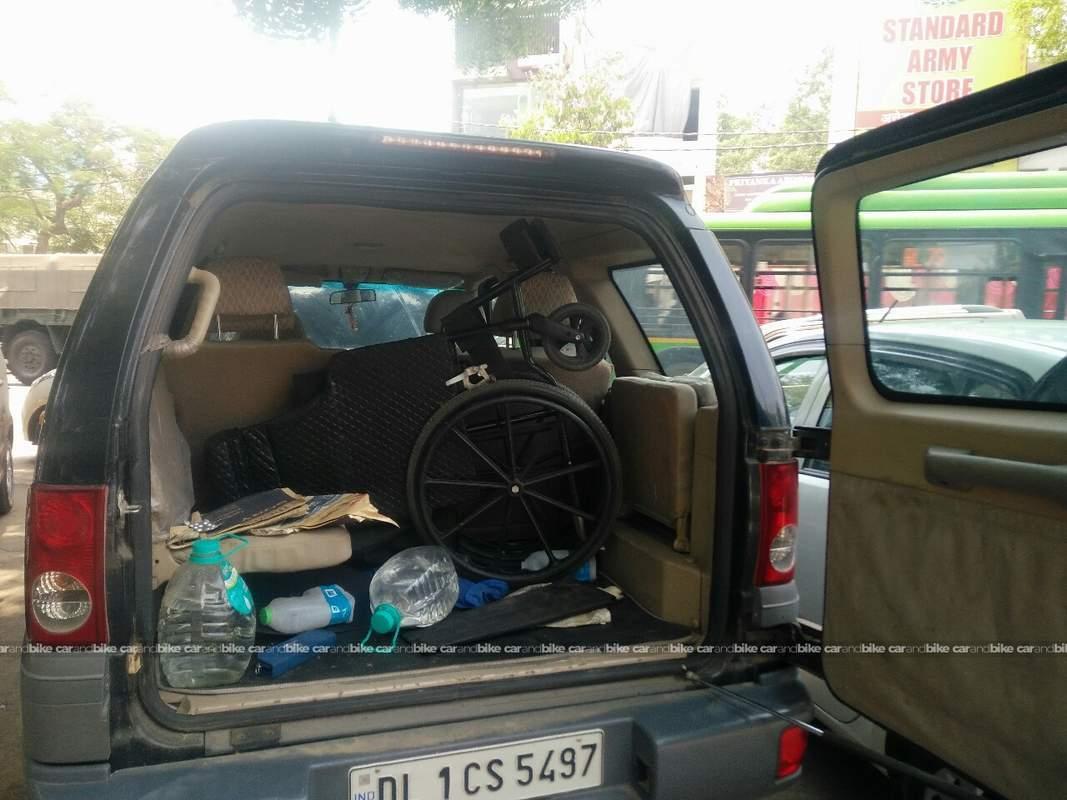 used tata safari 2 2 lx 4x2 in central delhi 2014 model india at best price id 17405. Black Bedroom Furniture Sets. Home Design Ideas