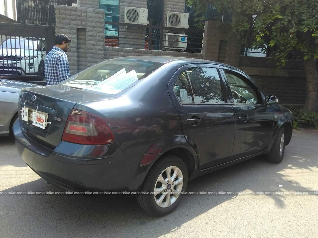 ... Ford Fiesta Classic Rear Right Side Angle View ... & Used Ford Fiesta Classic 1.4 Duratorq Titanium in Noida 2014 model ... markmcfarlin.com