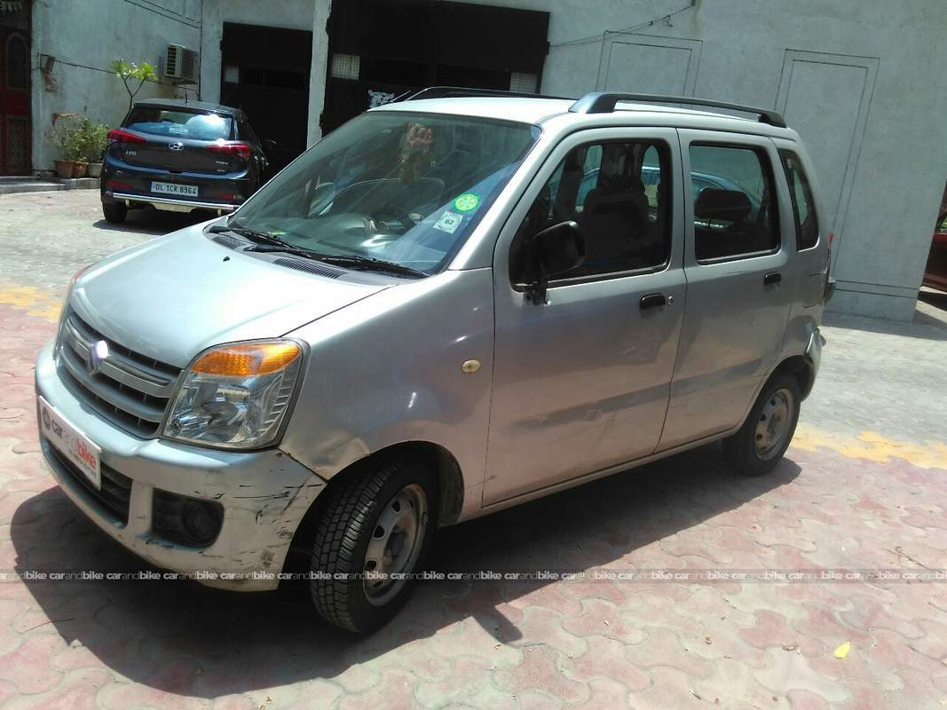 used maruti suzuki wagon r lxi in new delhi 2008 model india at best price id 17434. Black Bedroom Furniture Sets. Home Design Ideas