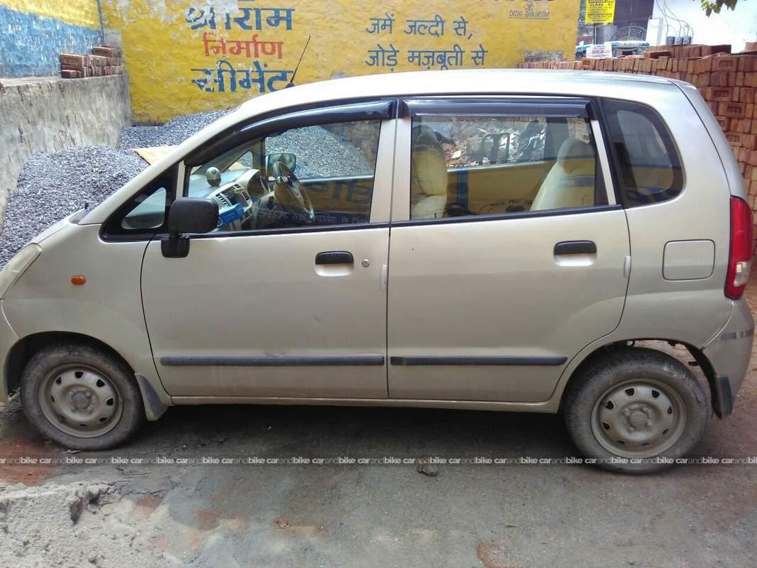 Used Maruti Suzuki Zen Estilo Lxi In New Delhi 2008 Model India At Hyundai Santro Xing Wiring Diagram Left Side View