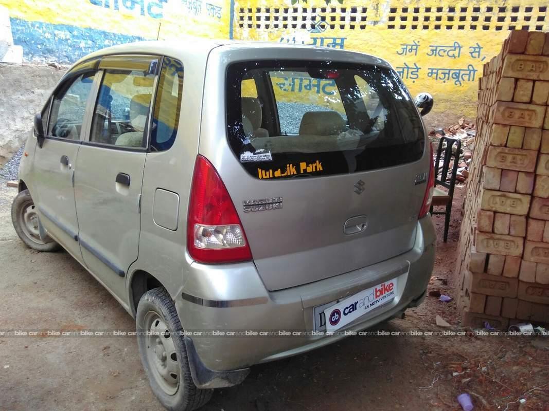 Used Maruti Suzuki Zen Estilo Lxi In New Delhi 2008 Model India At Hyundai Santro Xing Wiring Diagram
