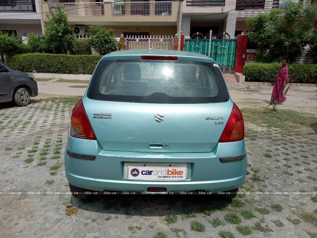 Used Maruti Suzuki Swift LXI In Gurgaon 2007 Model, India