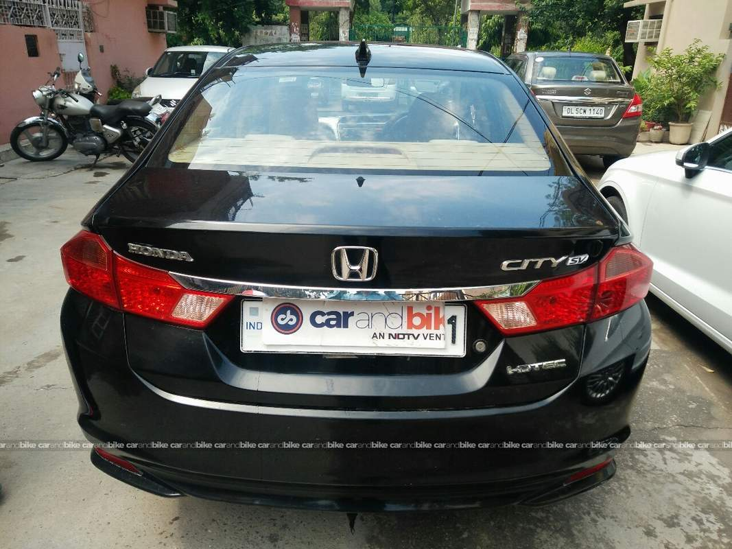 Used Honda City Sv Mt Petrol In New Delhi 2014 Model India At Best
