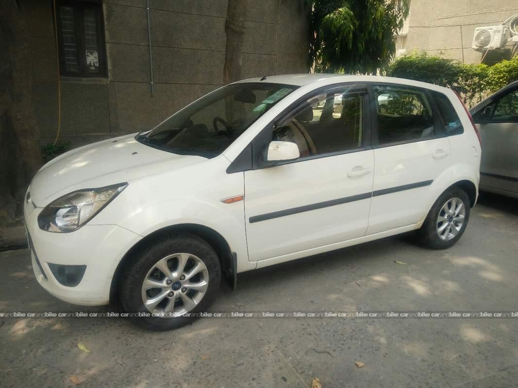 used ford figo 12 duratec titanium 2012 for sale