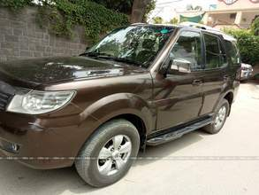 Recently Sold – Tata Safari Storme Car