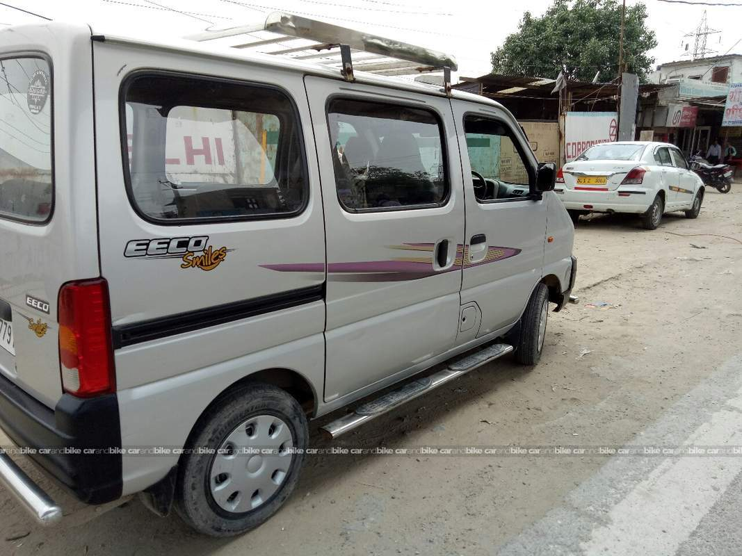 Used Maruti Suzuki Eeco 7 Seater In New Delhi 2013 Model India At