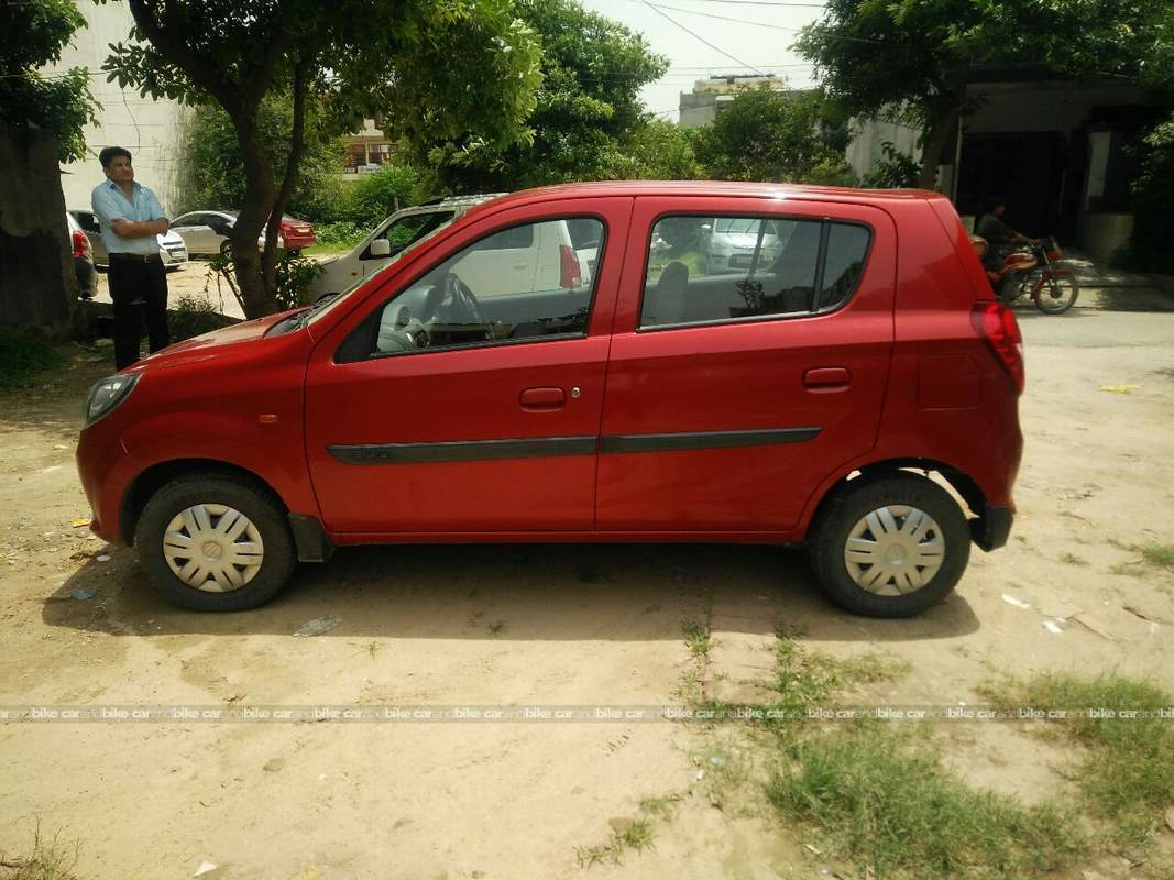 Study Sees Maruti Alto 800 Top Quality Among Entry Level Cars