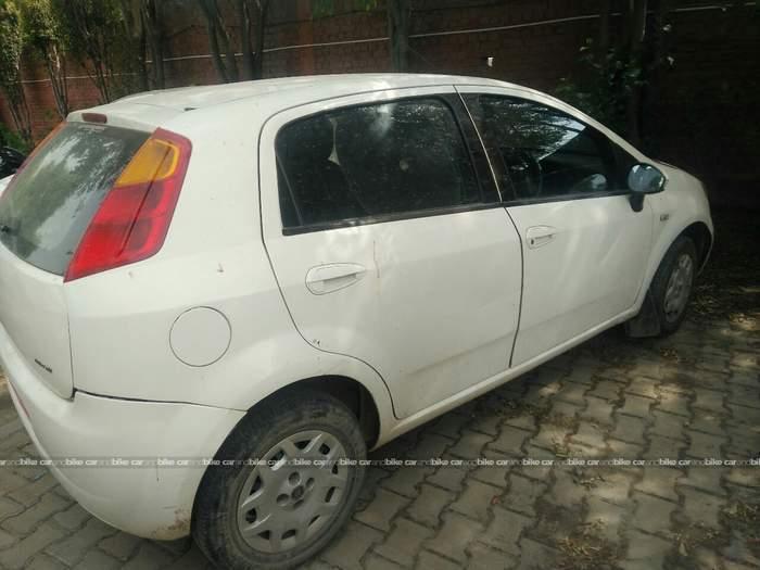 Used Fiat Grande Punto 1 3 Emotion in Ghaziabad 2009 model