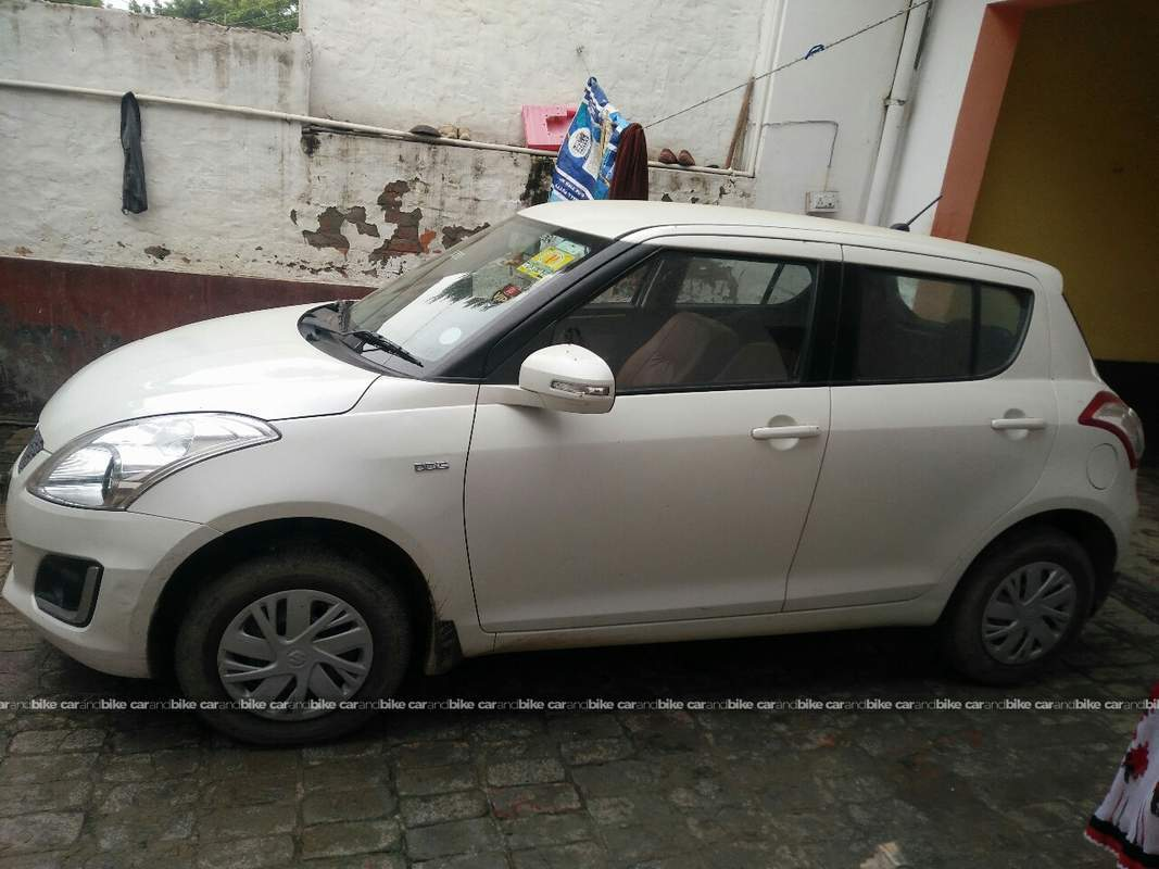 Maruti Suzuki Swift Left Side View ...