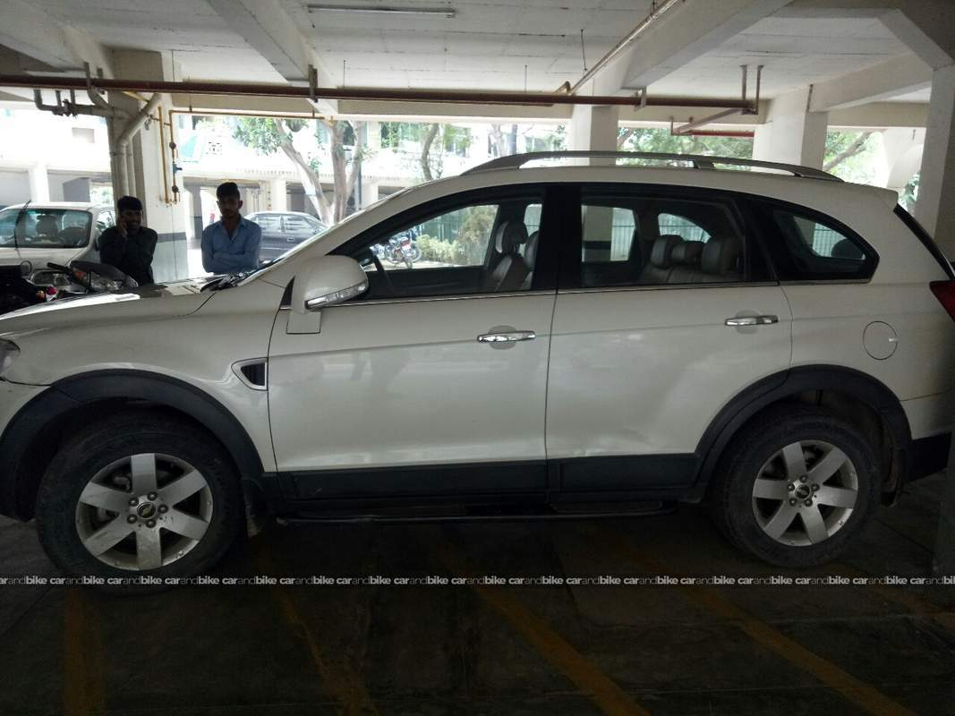 All Chevy 2008 chevrolet captiva review : Used Chevrolet Captiva LT in Gurgaon 2011 model, India at Best ...