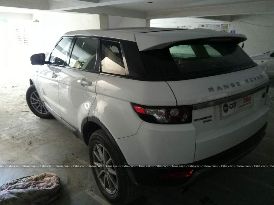 used land rover range rover evoque dynamic sd4 in new delhi 2013 model india at best price id. Black Bedroom Furniture Sets. Home Design Ideas