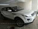Land Rover Range Rover Evoque Front Right Side Angle View