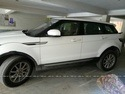 Land Rover Range Rover Evoque Left Side View
