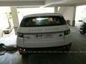 Land Rover Range Rover Evoque Rear View