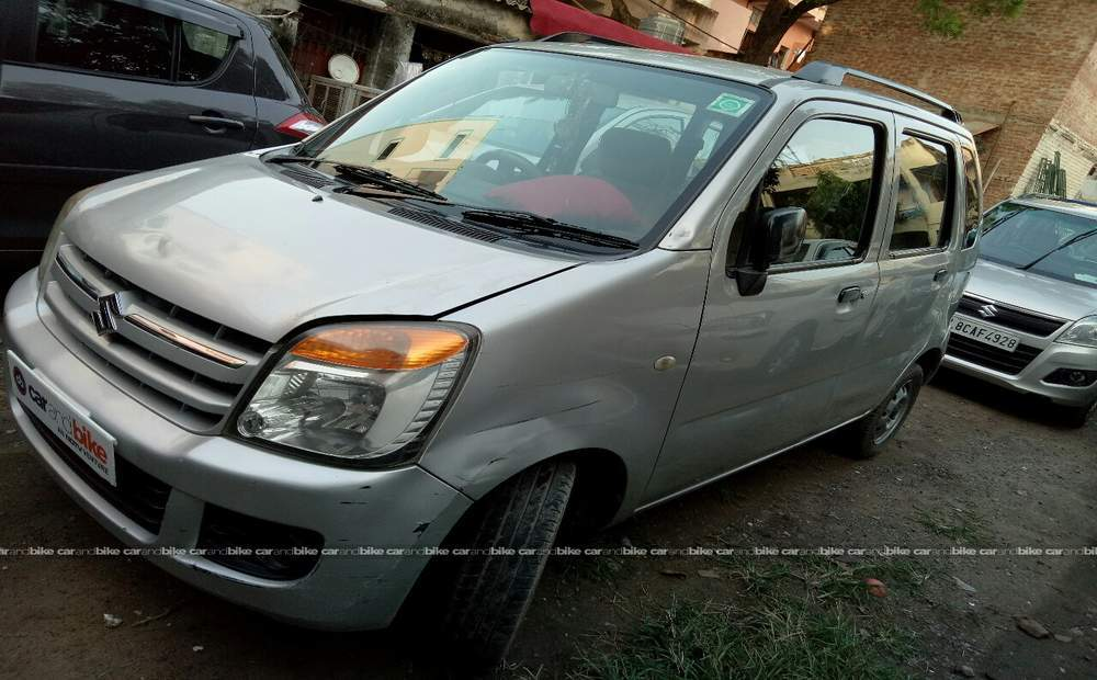 Used Maruti Suzuki Wagon R Lxi In New Delhi 2009 Model India At